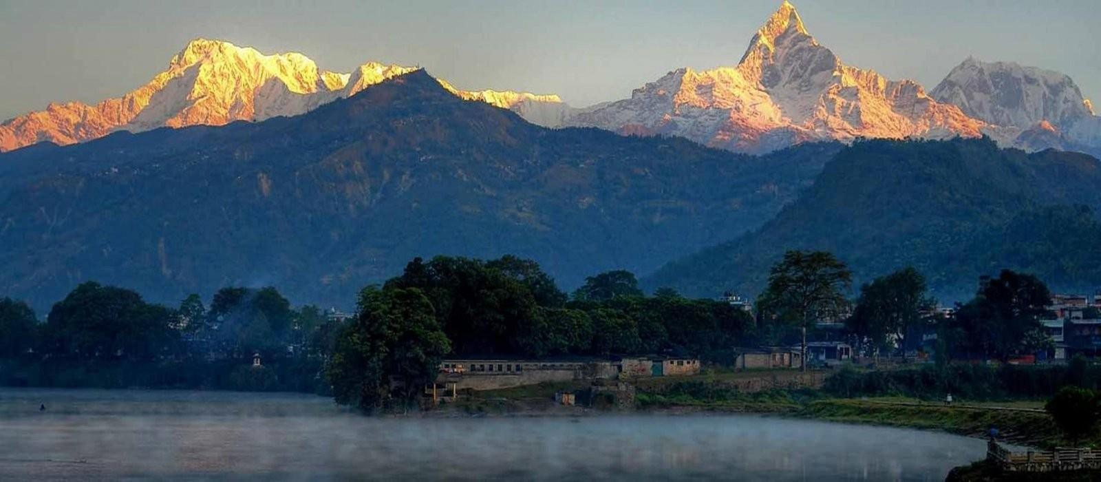 Pokhara Sightseeing Day Tour
