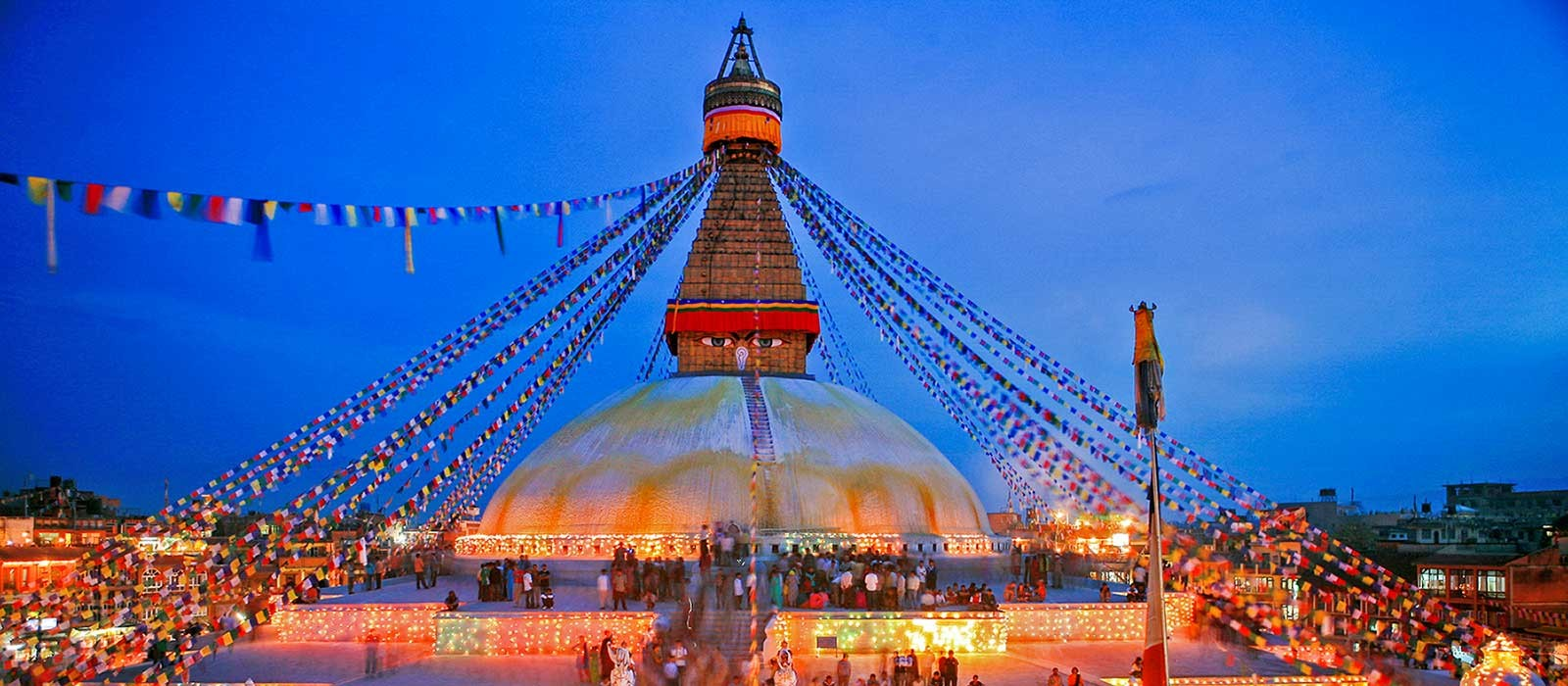 Nepal Tour With Short Trekking