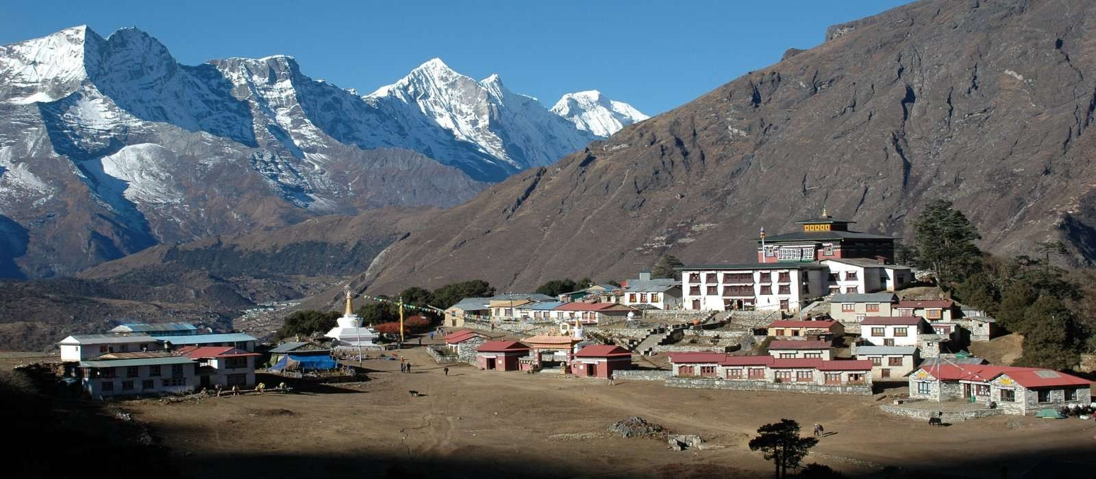 Everest Mani Rimdu Festival Trek